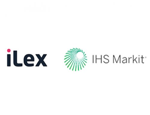 iLex Closes Seed Funding Round and Signs Memorandum of Understanding (MOU) with IHS Markit